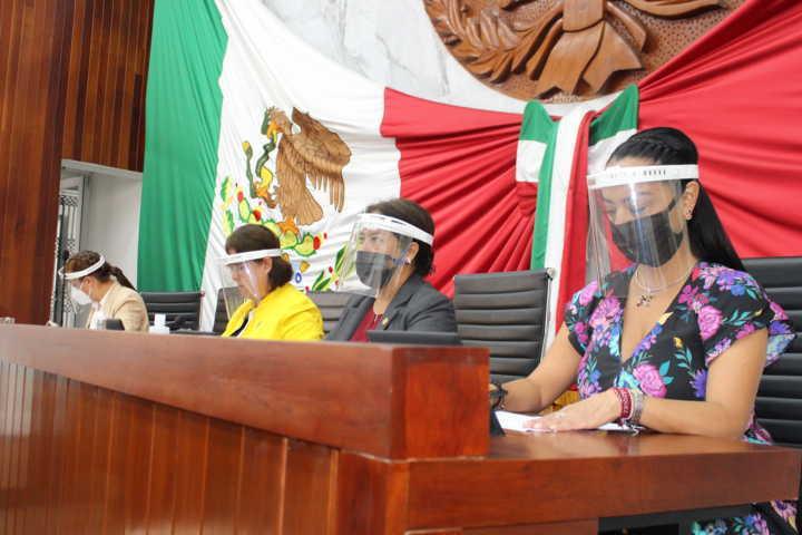 Presenta Omar Milton López Avendaño propuesta para reformar diversos rubros de la LIPEET