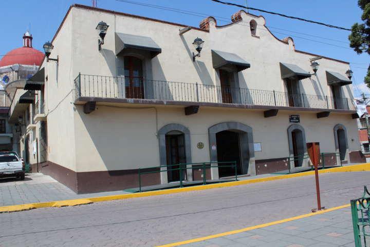 Optimizan áreas administrativas en el Ayuntamiento de Tetla