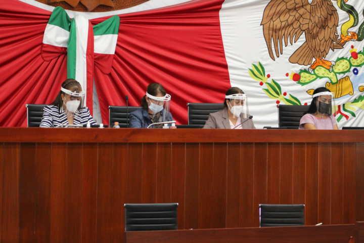 Aprueba Congreso acuerdo para solicitar un informe de actividades a la comisión de asuntos electorales
