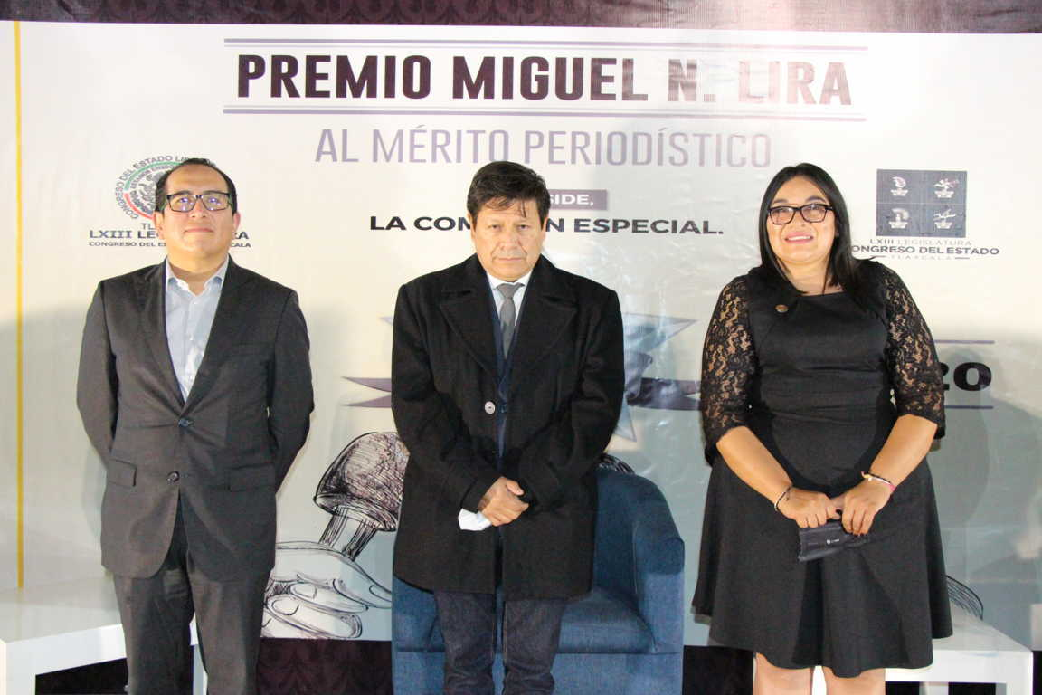 Distinguirá Congreso a Jorge Lezama y Raúl Romero con Premio Miguel N. Lira 2020