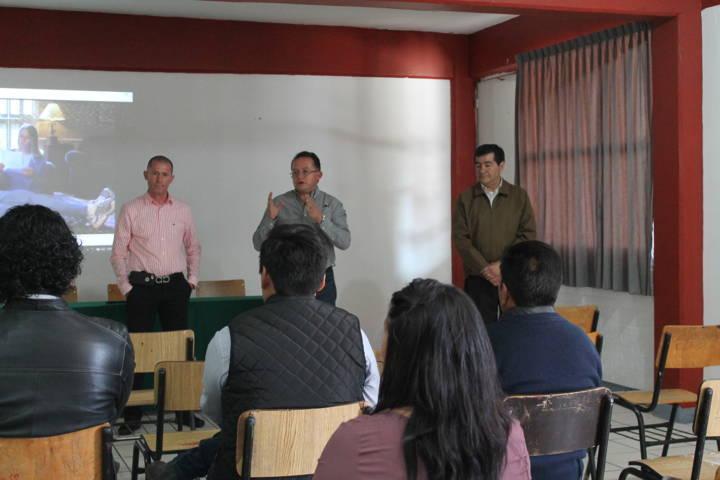 La CEDH inicia capacitación a docentes del COBAT de Derechos Humanos