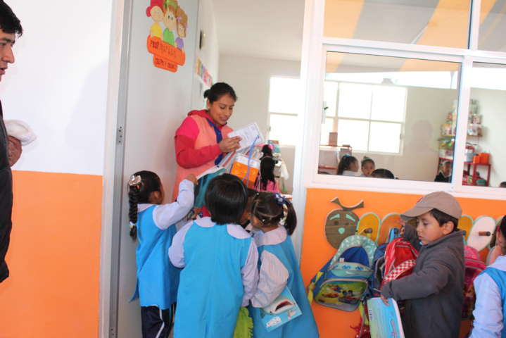 Badillo Jaramillo rehabilita el Centro de Atención Infantil CAIC