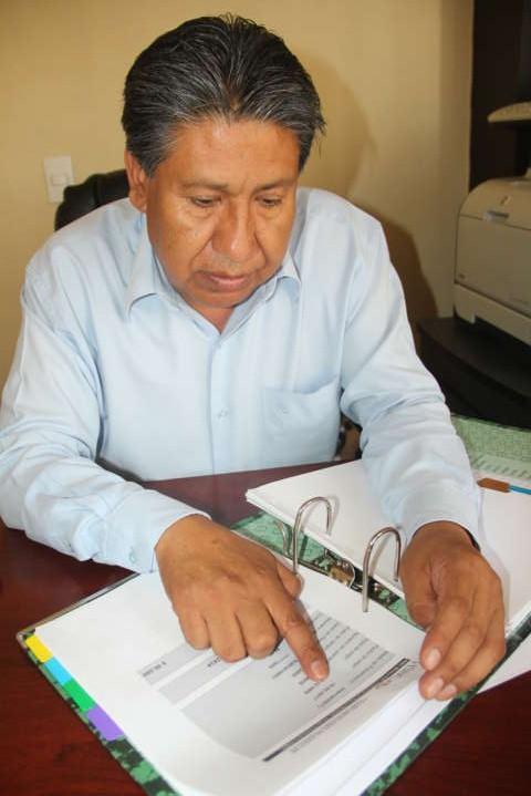 Tesorero de Huactzinco desmiente tener adeudo con el SAT