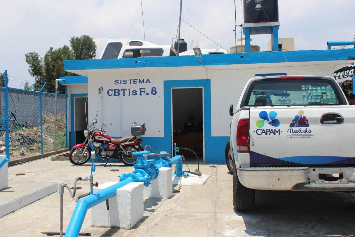 Incrementará CAPAM horarios de suministro y presión de agua potable