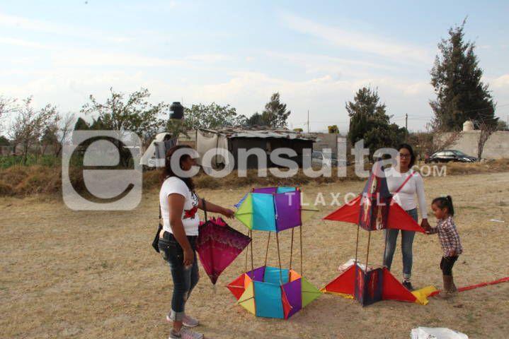 El 2do concurso anual de Papalotes fue un gran éxito: Pluma Morales