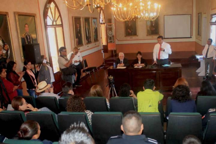 Ponen en marcha el Programa de Prevención de Violencia y Delincuencia en la capital