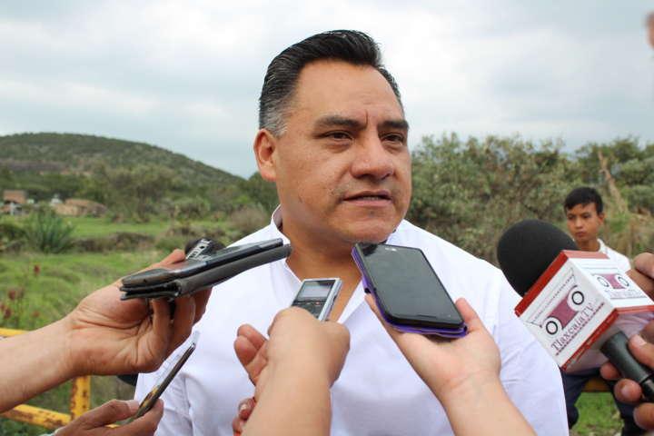 Se suspende funcionamiento de puente blanco por alto riesgo en Tetla