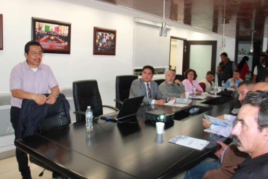 Presenta INEGI en Calpulalpan actualización agropecuaria