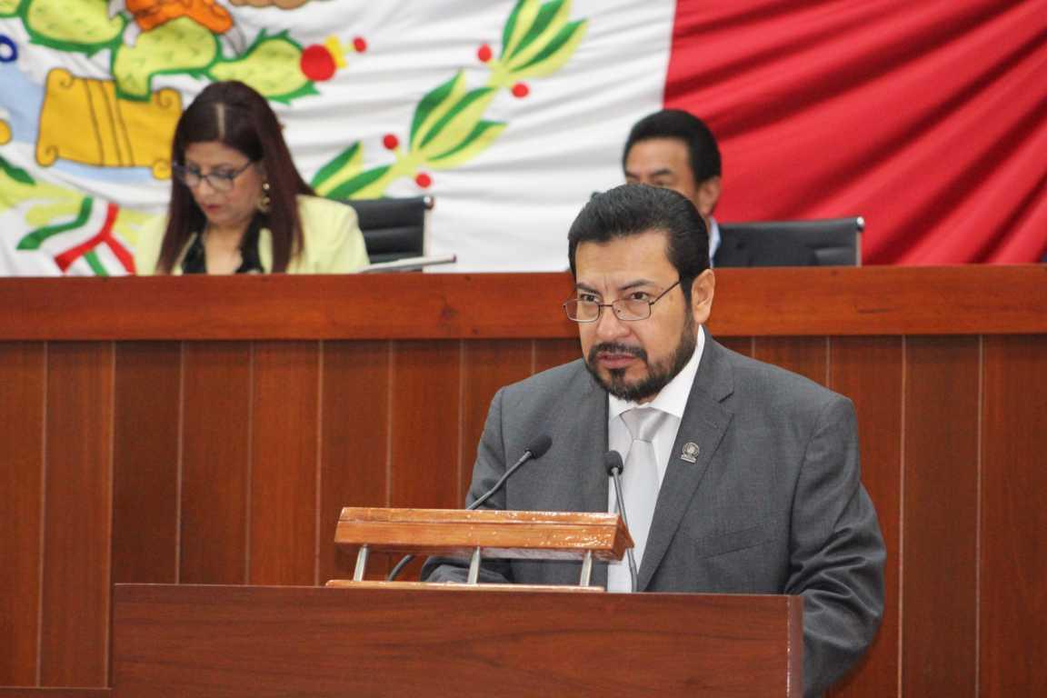 Propone Jesús Rolando Pérez armonizar la ley local con la federal en materia laboral