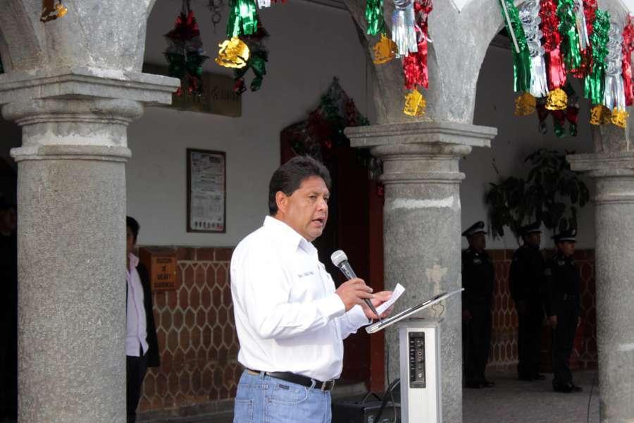 Todo listo para celebrar Grito de Independencia en Ixtacuixtla