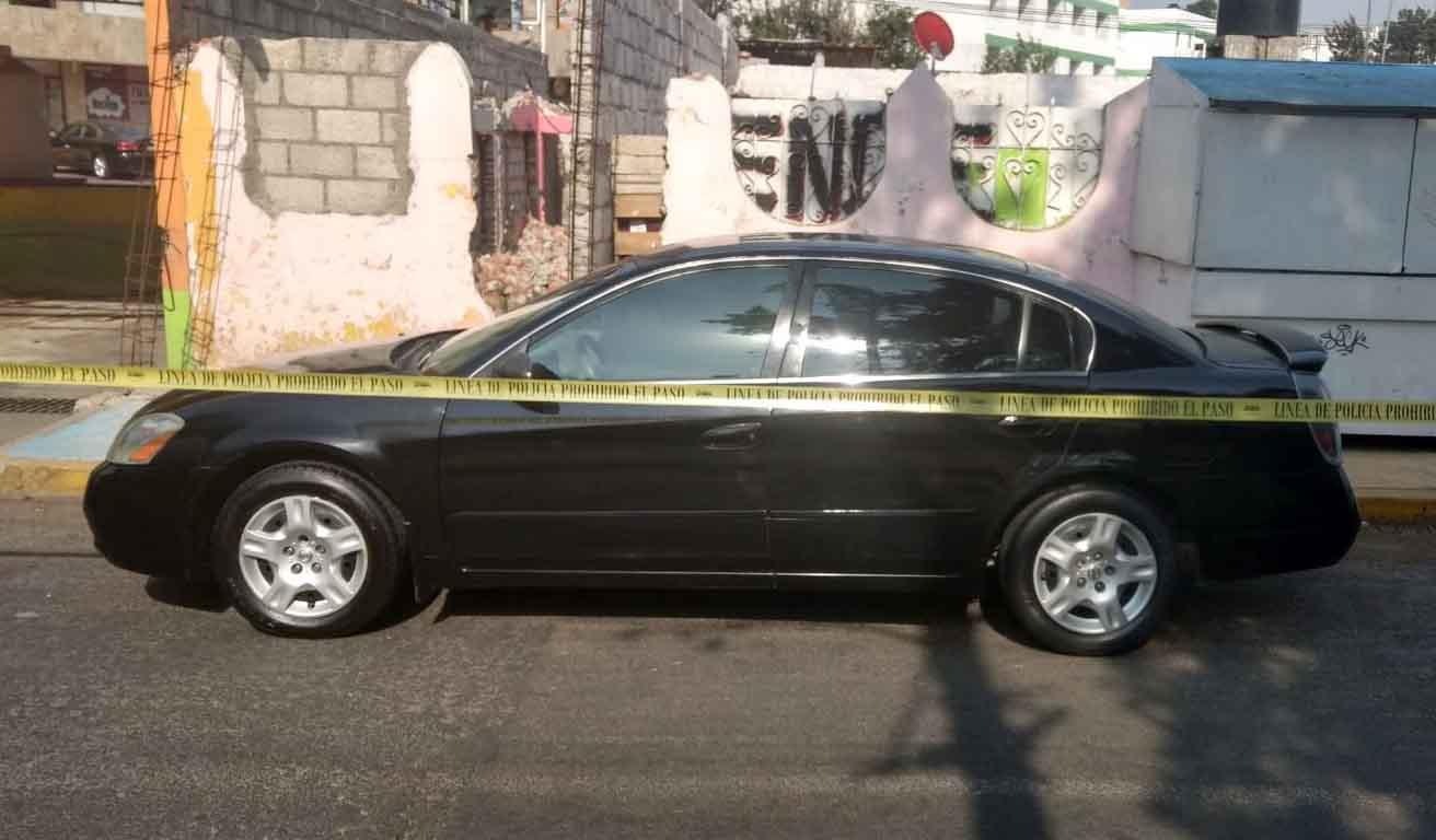 Recupera PGJE vehículo robado en San Pablo del Monte