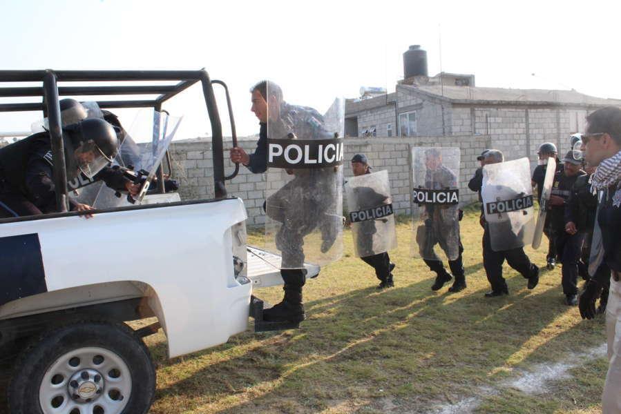 En Tepeyanco perciben índices bajos de delincuencia