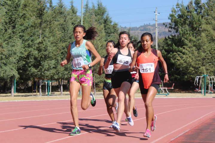 Finaliza estatal de atletismo rumbo a regional de Juegos Nacionales