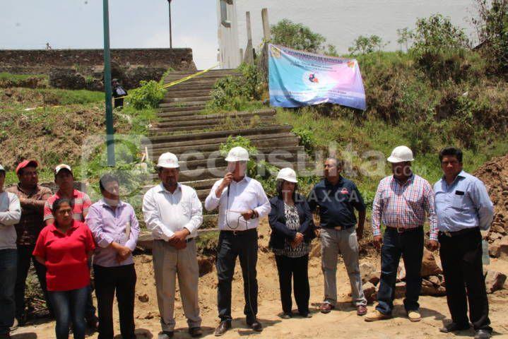 Con esta Plazuela fortaleceremos el turismo en San Miguel del Milagro: alcalde