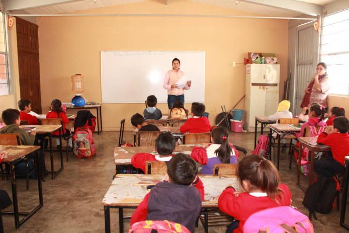 Se realizo jornada DIF en tu escuela en Tetla de la Solidaridad
