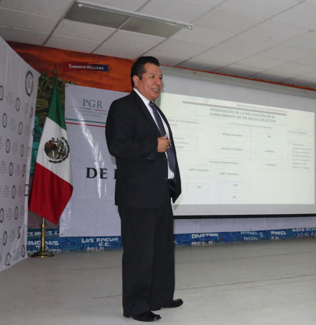 PGR Tlaxcala realiza