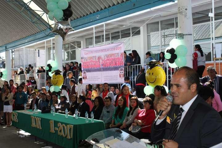 Arriba de 1 mdp presupuestados en escuelas de Santa Cruz Tlaxcala: MASC