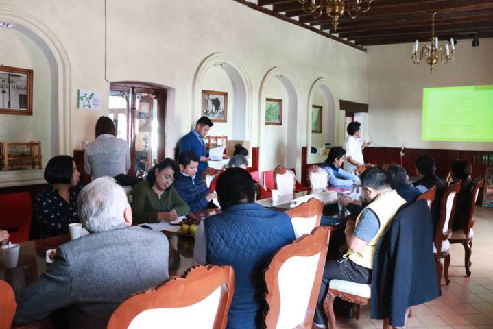 Presentan estrategias para impulsar el turismo en Chiautempan