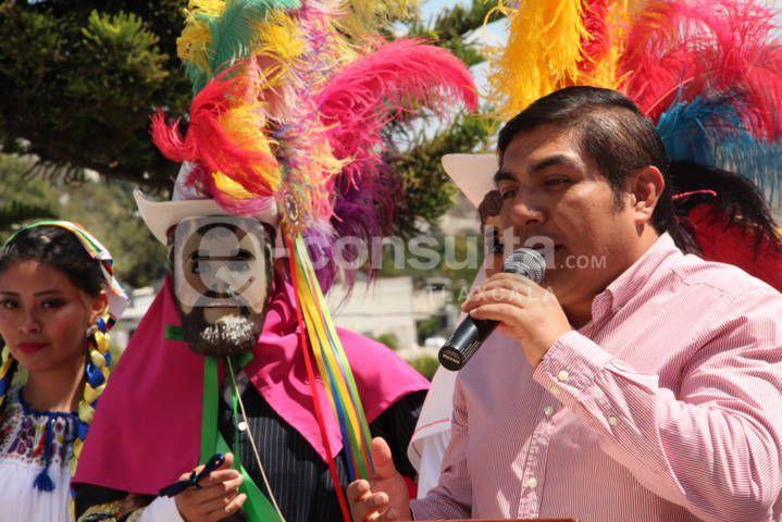 Del 5 al 11 de marzo llegaran más de 50 camadas al carnaval Totolac 2019: alcalde
