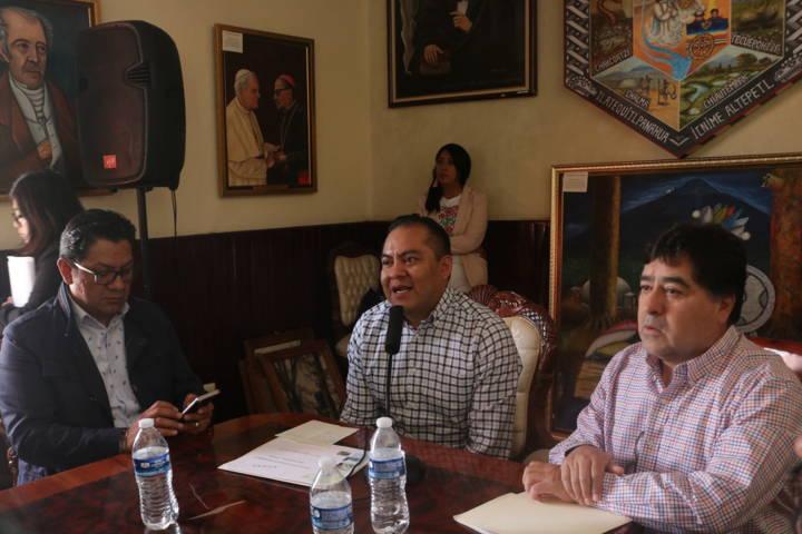 Se lleva a cabo reunion en Chiautempan sobre saneamiento del Rio Zahuapan