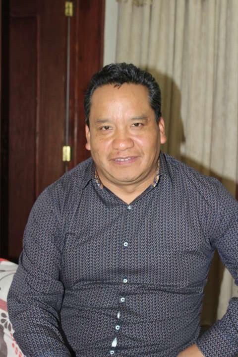 Mario López seré un alcalde que no va a perder el piso