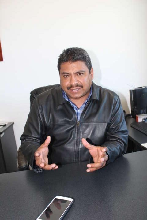 Alcalde García Luna niega que existan vándalos en Tocatlán
