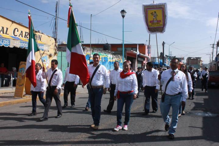 El desfile del 16 de septiembre es de suma importancia para los mexicanos: alcalde