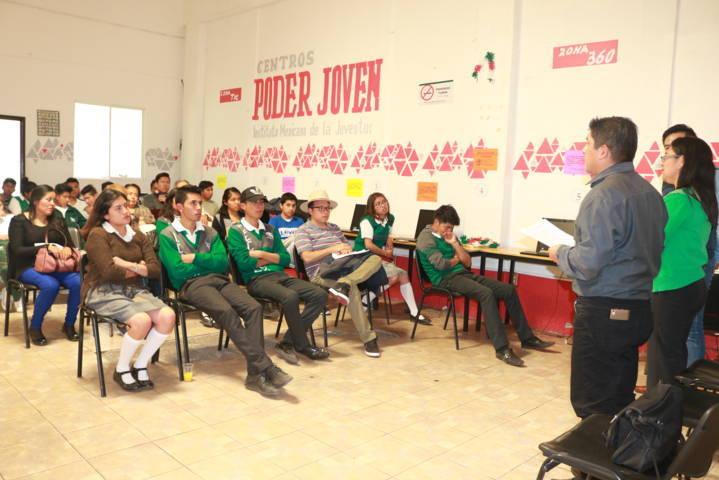 El Instituto Municipal De La Juventud da inicio al curso de Náhuatl en Chiautempan