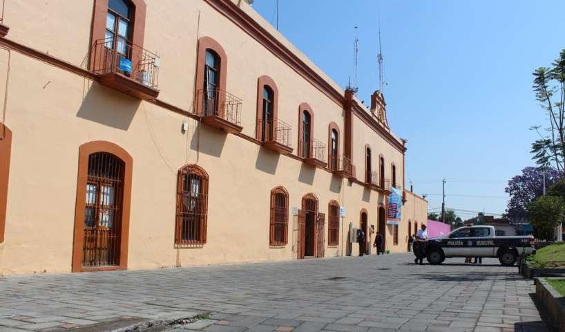 Gobierno de Santa Cruz Tlaxcala cumple con obligaciones fiscales