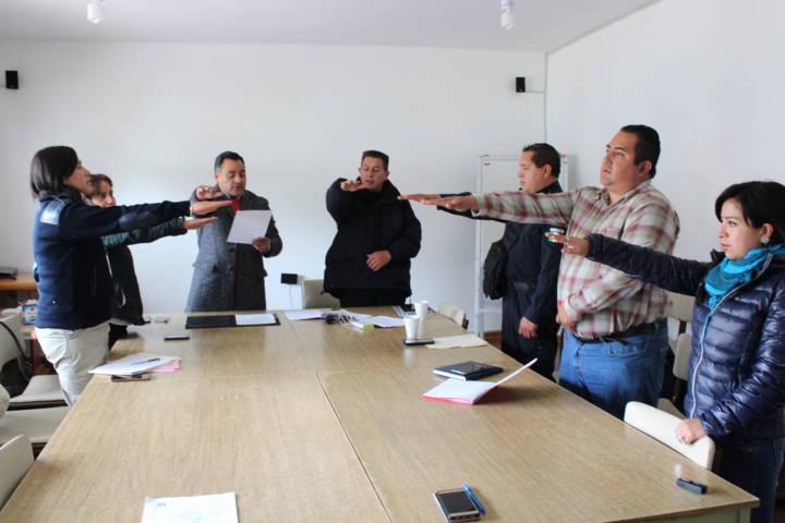 Se conforma en Tetla de la Solidaridad el Consejo de Honor y Justicia del Municipio