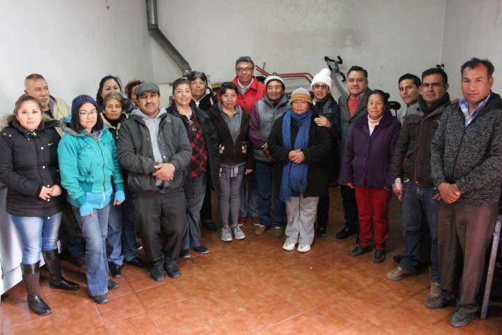 Se inaugura Taller de Alfarería en Tetla de la Solidaridad