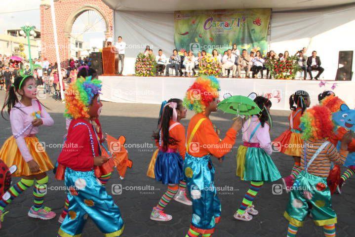 El Carnaval Cultura, Pasión y Tradición 2019 arranco con un colorido desfile