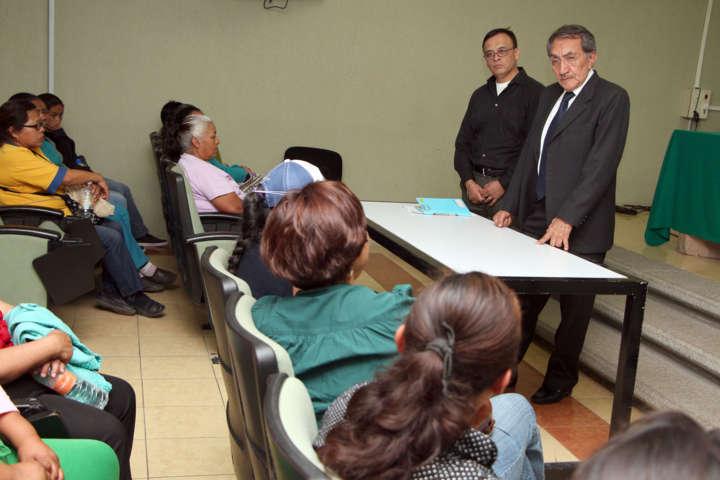 Atiende PGJE a mujeres víctimas de fraude en Terrenate