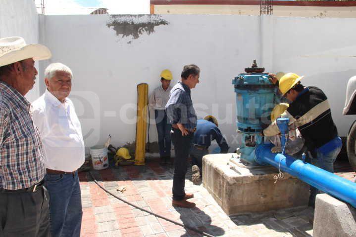 La bomba de agua se quemó tras 15 años de servicio: Desampedro López