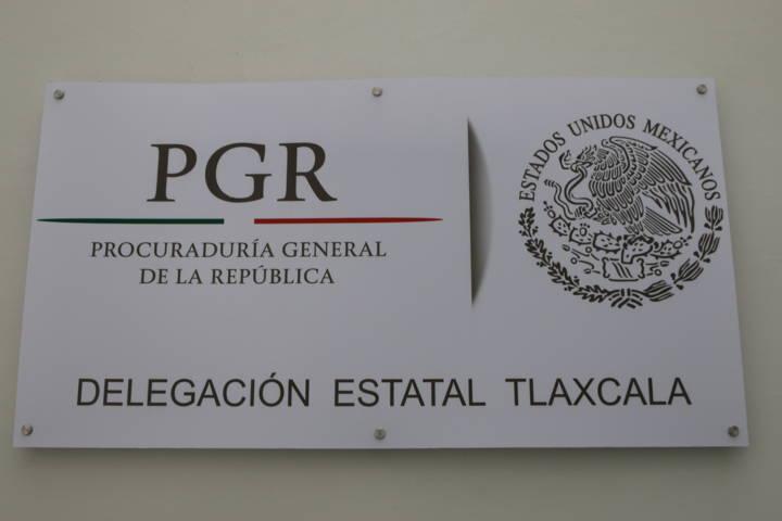 PGR Tlaxcala obtiene cuatro condicionantes en audiencia de suspensión condicional