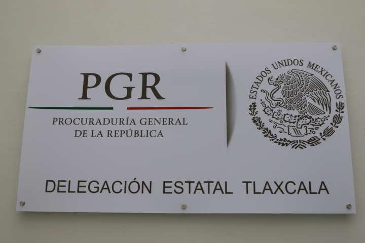PGR Tlaxcala obtiene sentencia condenatoria por transporte de hidrocarburo