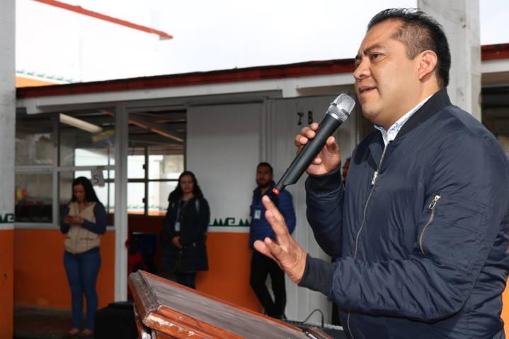 Inician las Jornadas de Prevención y Participación Social en Santa Ana Chiautempan