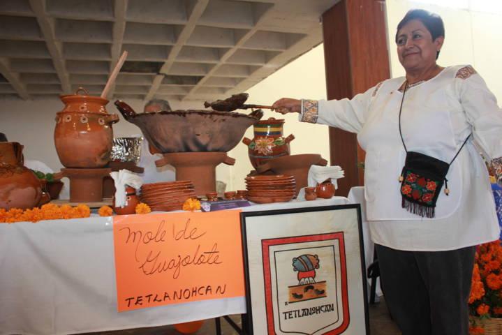 En esta 1er concurso de gastronomía mostramos nuestro legado: alcalde