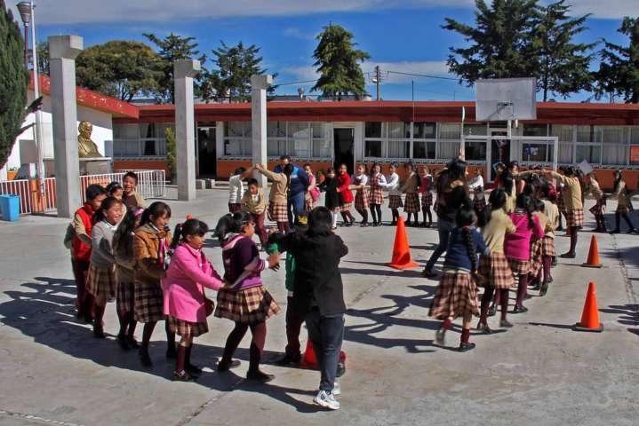 Continúa Calpulalpan con intensa Campaña de Proximidad en Escuelas