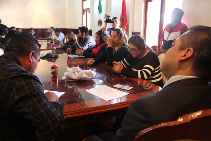 Cabildo Del Ayuntamiento da respuesta negativa a la reforma para entrega de Cuenta Pública Mensual