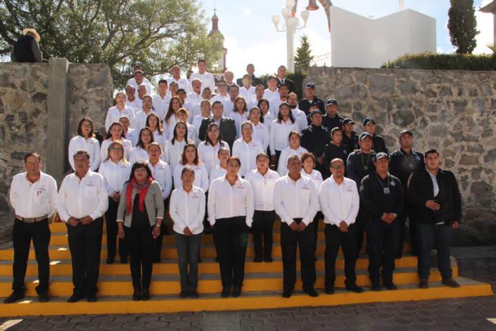 A 22 años de la municipalización Tecopilco ha superado retos: alcalde