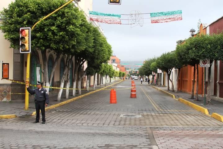 Se mantiene vigente operativo vial con apertura de calles: CES
