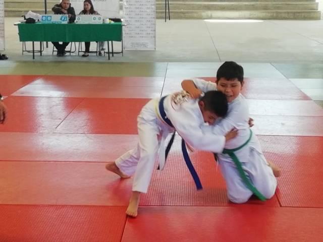 Realiza IDET estatal de judo rumbo a Olimpiada Nacional 2019