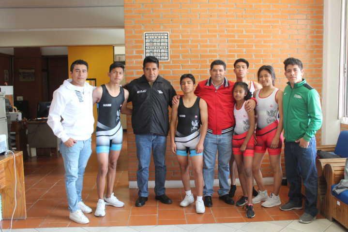 Se reporta lista delegación de luchas asociadas para el macroregional en Campeche