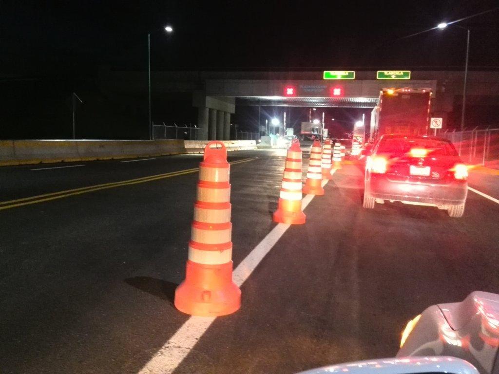 Concesionarios de la autopista Puebla- Tlaxcala, insensibles ante sismo