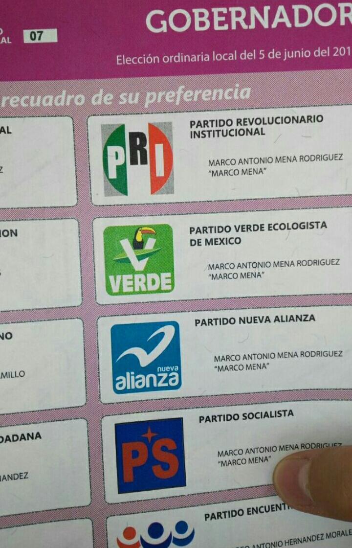 Escándalo, el ITE se percata de duplicidad de votos a favor de Mena