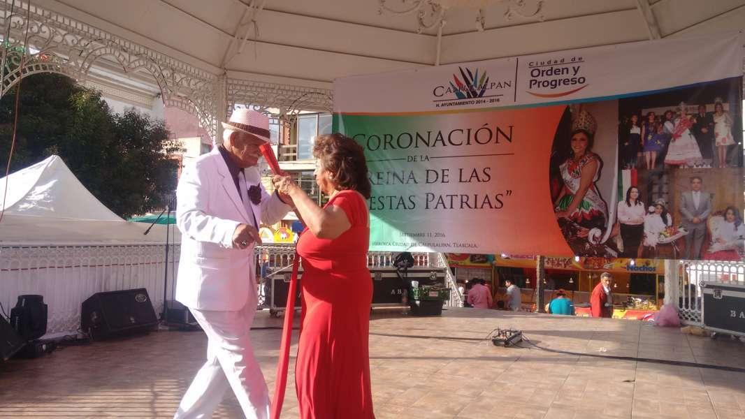 Con encuentro de clubes de danzón celebran fiestas patrias
