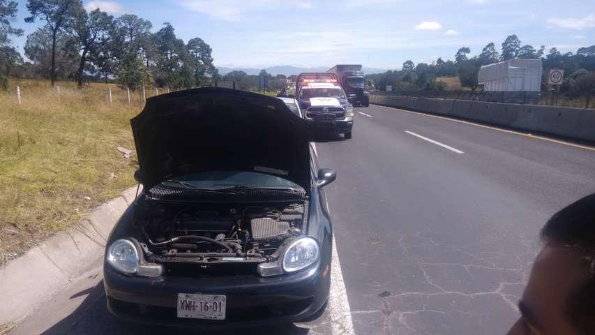 Cumple gendarmería con proximidad y seguridad en carreteras de Tlaxcala