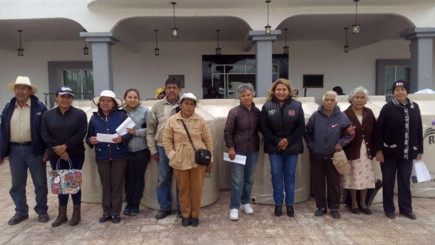 Administración de Tzompantepec mantiene ritmo de trabajo