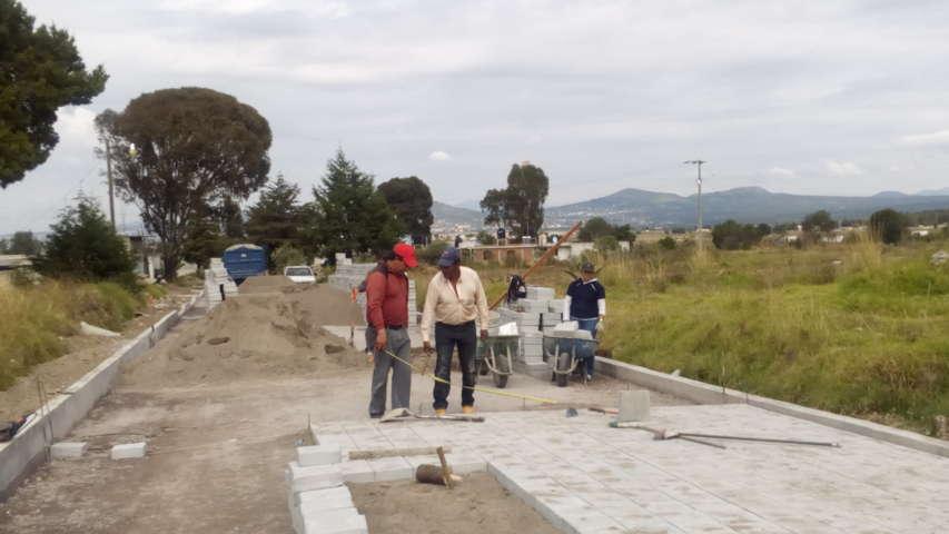 Fondo federal fortalece acciones en Tzompantepec